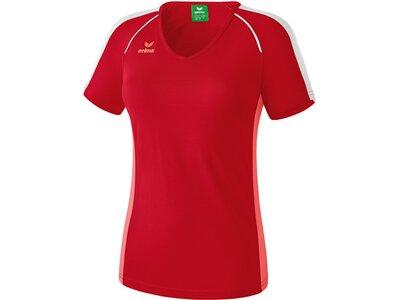 ERIMA Damen Masters T-Shirt Rot