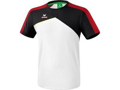 ERIMA Kinder Premium One 2.0 T-Shirt Weiß