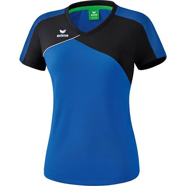 ERIMA Damen Premium One 2.0 T-Shirt Blau