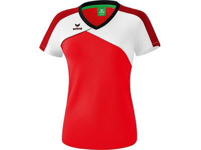 ERIMA Damen Premium One 2.0 T-Shirt Rot