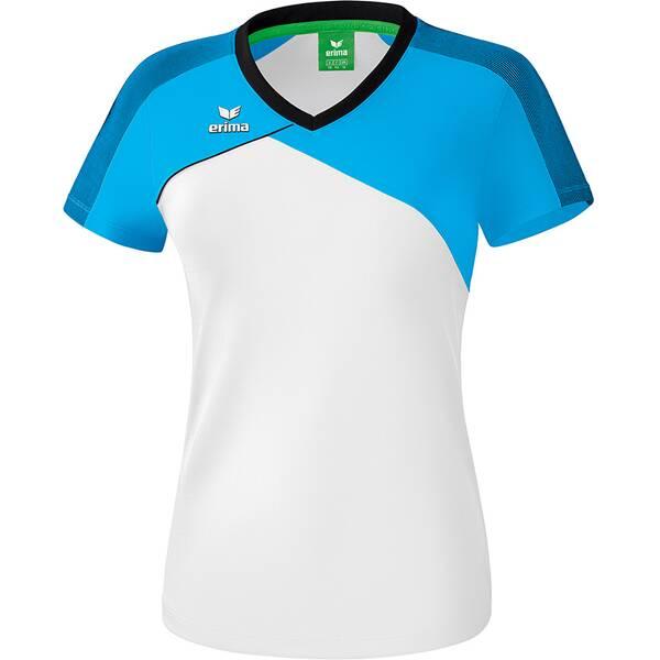 ERIMA Damen Premium One 2.0 T-Shirt Weiß