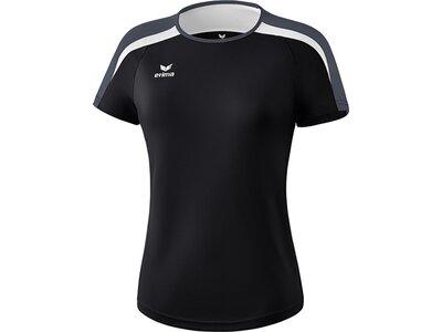 ERIMA Damen Liga 2.0 T-Shirt Schwarz