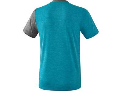 ERIMA T-Shirt 5-C Blau