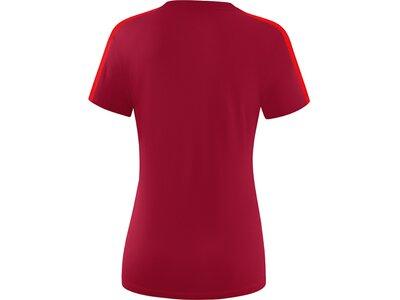 ERIMA Damen Squad T-Shirt Rot
