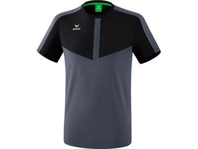 ERIMA Herren Squad T-Shirt Schwarz