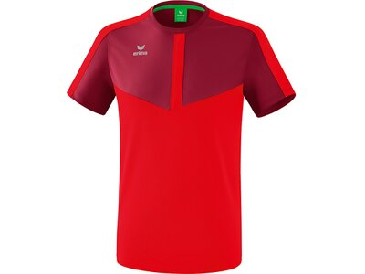 ERIMA Herren Squad T-Shirt Rot