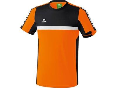 ERIMA Herren CLASSIC 5-CUBES T-Shirt Schwarz
