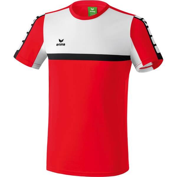ERIMA Herren CLASSIC 5-CUBES T-Shirt