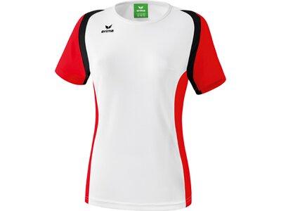 ERIMA Damen Razor 2.0 T-Shirt Weiß