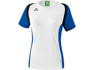 ERIMA Damen Razor 2.0 T-Shirt Blau