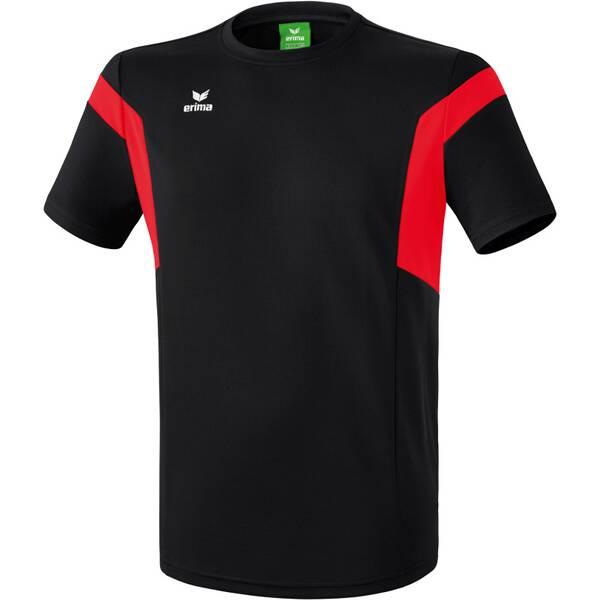 ERIMA Herren Classic Team T-Shirt Schwarz