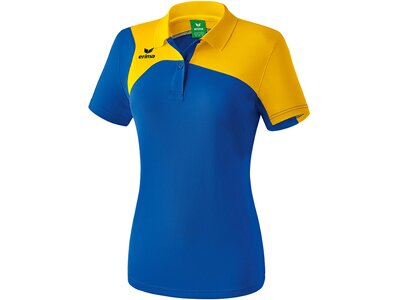 ERIMA Damen Club 1900 2.0 Polo Blau