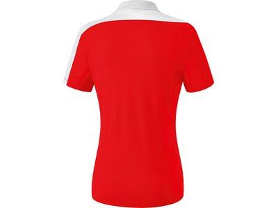 ERIMA Damen Club 1900 2.0 Polo Rot