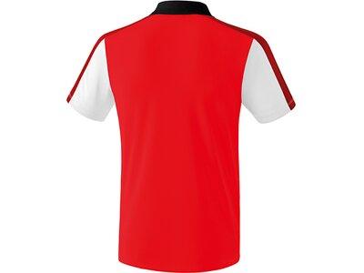 ERIMA Herren Premium One 2.0 Poloshirt Rot