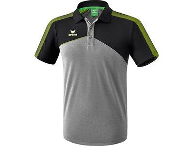 ERIMA Herren Premium One 2.0 Poloshirt Grau