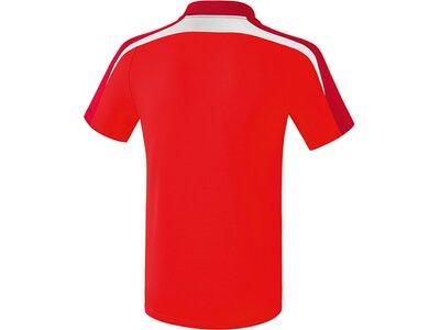 ERIMA Herren Liga 2.0 Poloshirt Rot