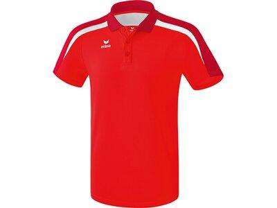 ERIMA Kinder Liga 2.0 Poloshirt Rot