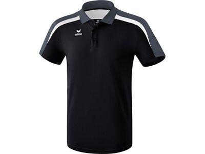 ERIMA Herren Liga 2.0 Poloshirt Schwarz
