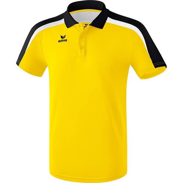 ERIMA Herren Liga 2.0 Poloshirt Gelb