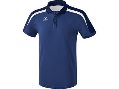 ERIMA Kinder Liga 2.0 Poloshirt Blau