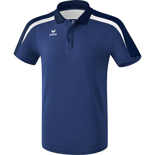 ERIMA Herren Liga 2.0 Poloshirt Blau