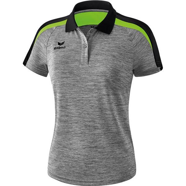 ERIMA Damen Liga 2.0 Poloshirt Grau