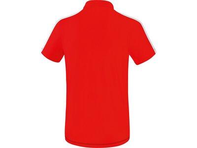 ERIMA Herren Squad Poloshirt Rot