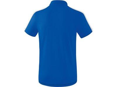 ERIMA Herren Squad Poloshirt Blau