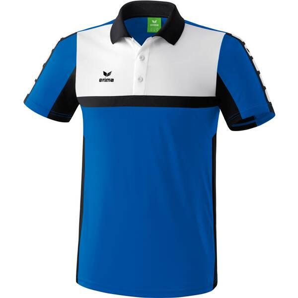 ERIMA Herren CLASSIC 5-CUBES Poloshirt