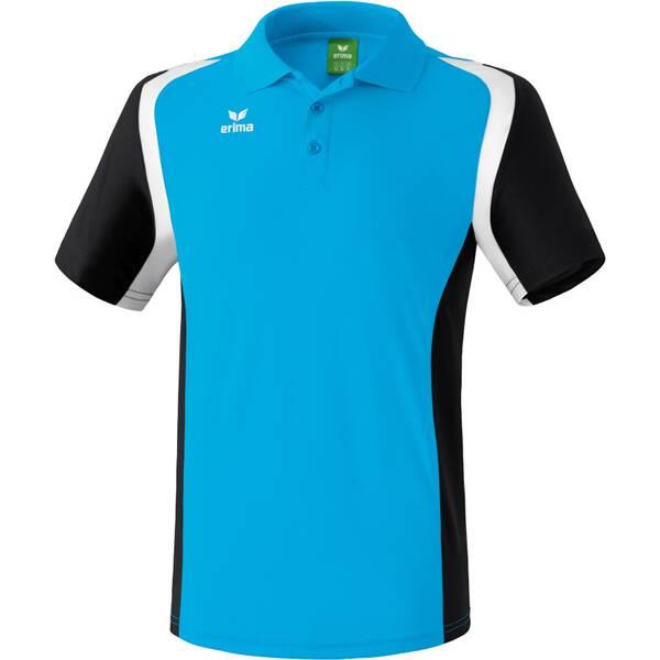 ERIMA Herren Razor 2.0 Poloshirt Blau