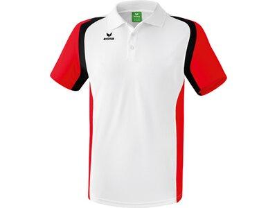 ERIMA Herren Razor 2.0 Poloshirt Weiß