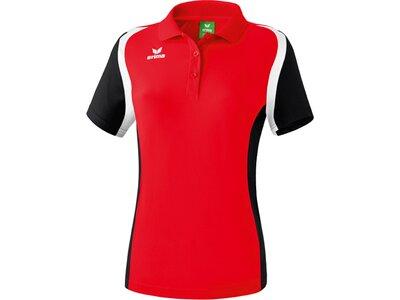 ERIMA Damen Razor 2.0 Poloshirt Rot