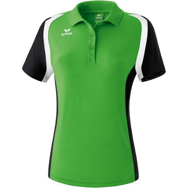 ERIMA Damen Razor 2.0 Poloshirt Grün