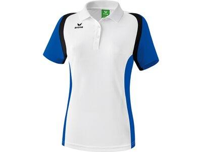 ERIMA Damen Razor 2.0 Poloshirt Blau