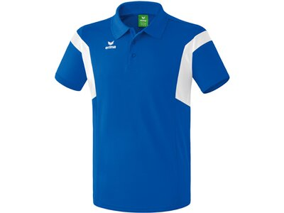 ERIMA Herren Classic Team Poloshirt Blau