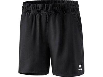 ERIMA Fußball - Teamsport Textil - Shorts Premium One 2.0 Short o. Slip Damen Schwarz