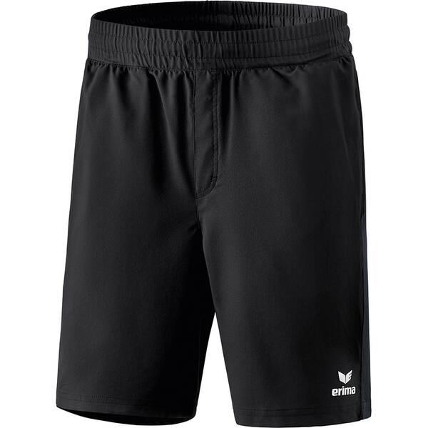 ERIMA Herren Premium One 2.0 Shorts Schwarz