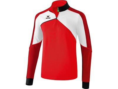 ERIMA Fußball - Teamsport Textil - Sweatshirts Premium One 2.0 Trainingstop Kids Rot