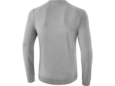 ERIMA Herren Essential Sweatshirt Grau