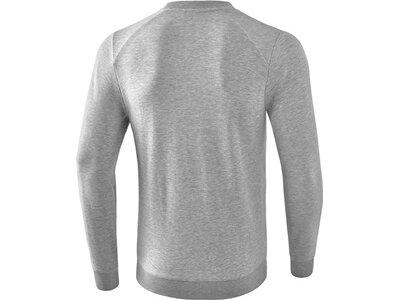 ERIMA Sweatshirt Essential Grau
