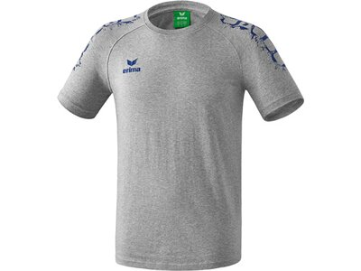 ERIMA Herren Graffic 5-C T-Shirt Basic Grau