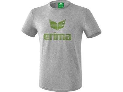 ERIMA Herren Essential T-Shirt Grau