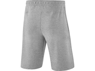 ERIMA Herren Essential Sweatshorts Grau
