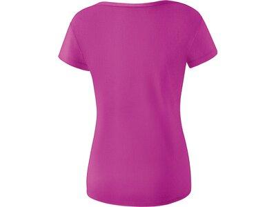 ERIMA Fußball - Teamsport Textil - T-Shirts Essential Tee T-Shirt Damen Pink
