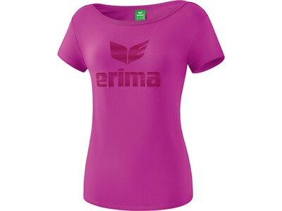 ERIMA Fußball - Teamsport Textil - T-Shirts Essential Tee T-Shirt Kids Pink
