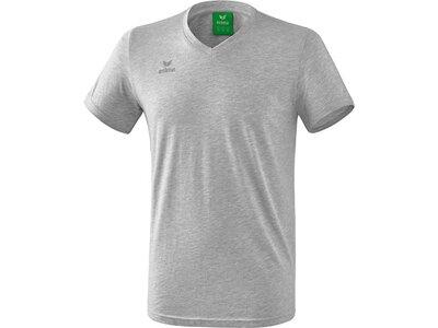 ERIMA Style T-Shirt Grau