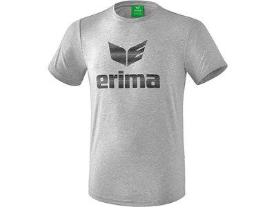 ERIMA T-Shirt Essential Grau