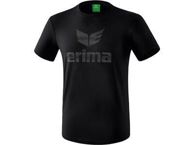 ERIMA T-Shirt Essential Schwarz