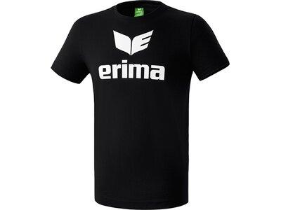 ERIMA Herren Promo T-Shirt Schwarz