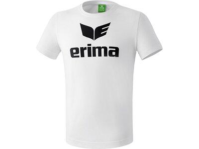 ERIMA Herren Promo T-Shirt Weiß